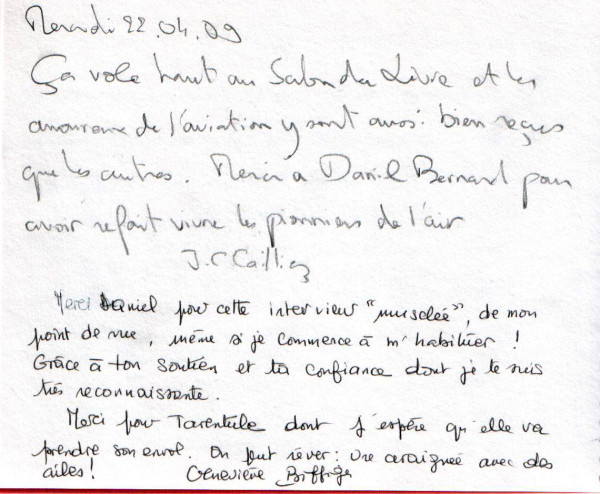 Livre d'or salon du livre - Page 4