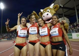 DIAMOND LEAGUE, IAAF DIAMOND LEAGUE 2013, LEICHTATHLETIKMEETING, ATHLETISSIMA LAUSANNE,